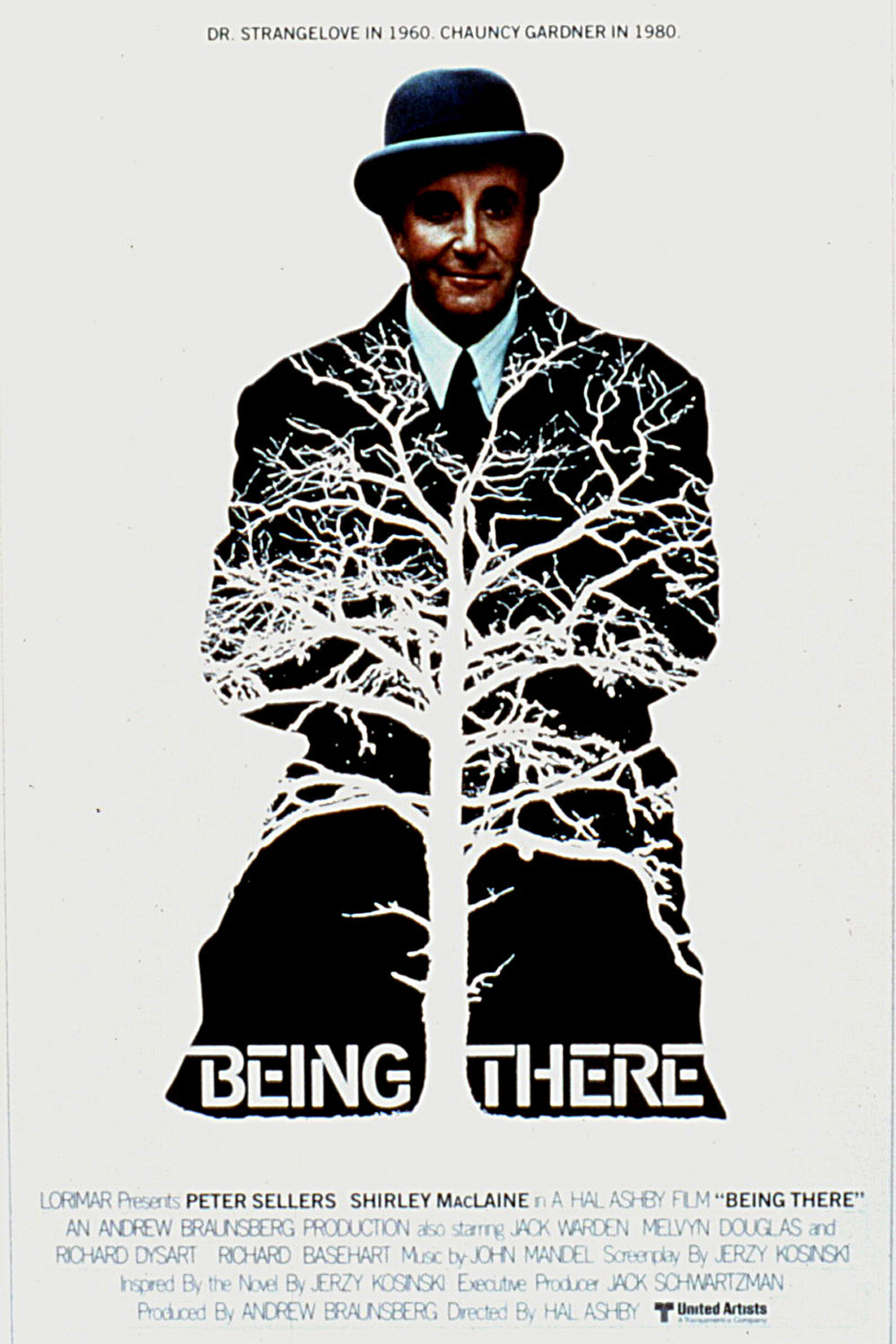 Being There (Velkommen Mr. Chance) (1979)